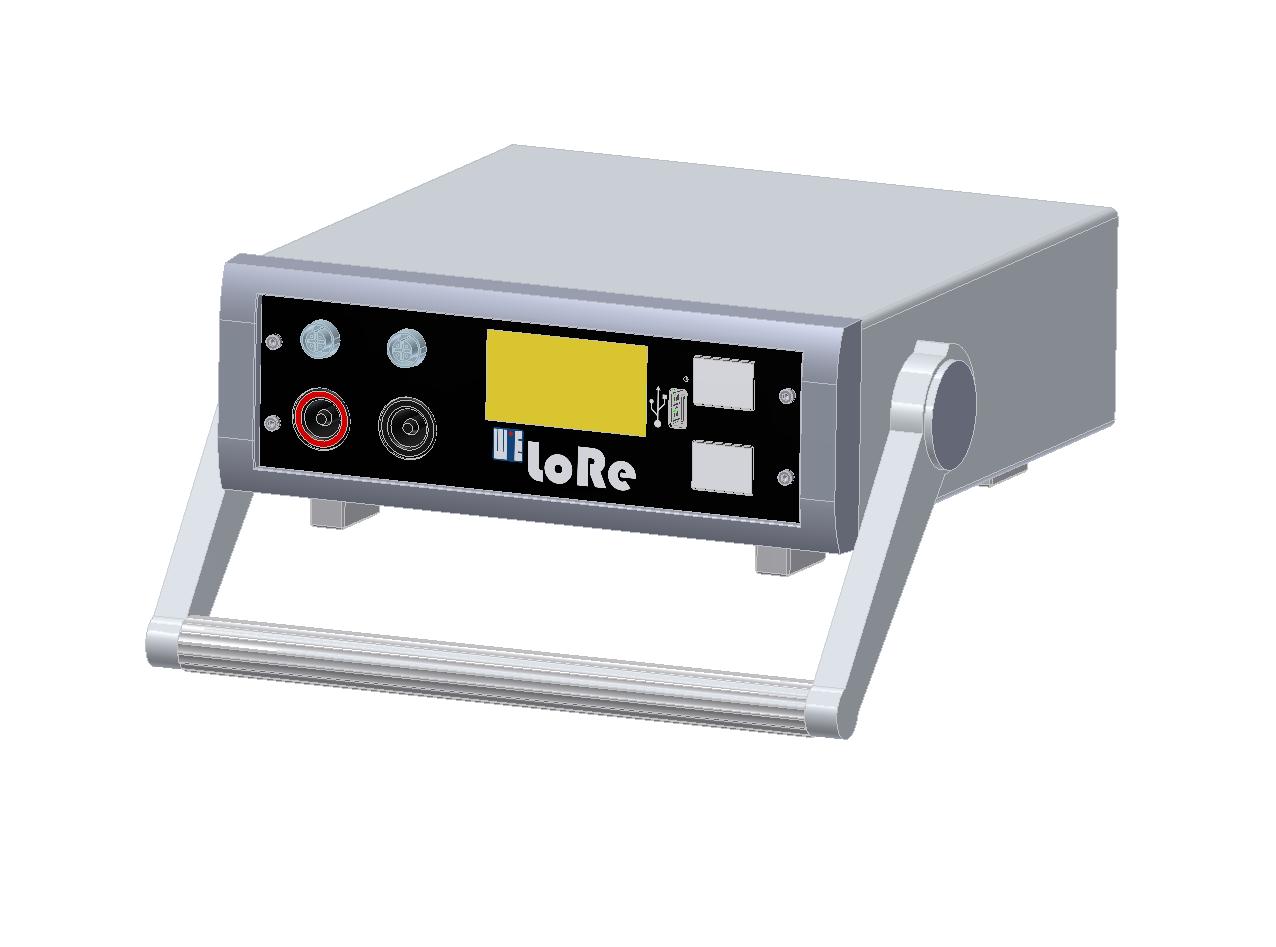 Mikroohmmeter LoRe - Laborversion
